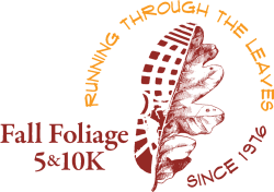 Fall Foliage 5K & 10K (VA) logo on RaceRaves