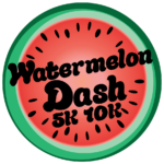 Watermelon Dash 5K & 10K logo on RaceRaves