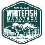 Whitefish Marathon, Half Marathon & 5K (fka Two Bear Marathon) logo on RaceRaves