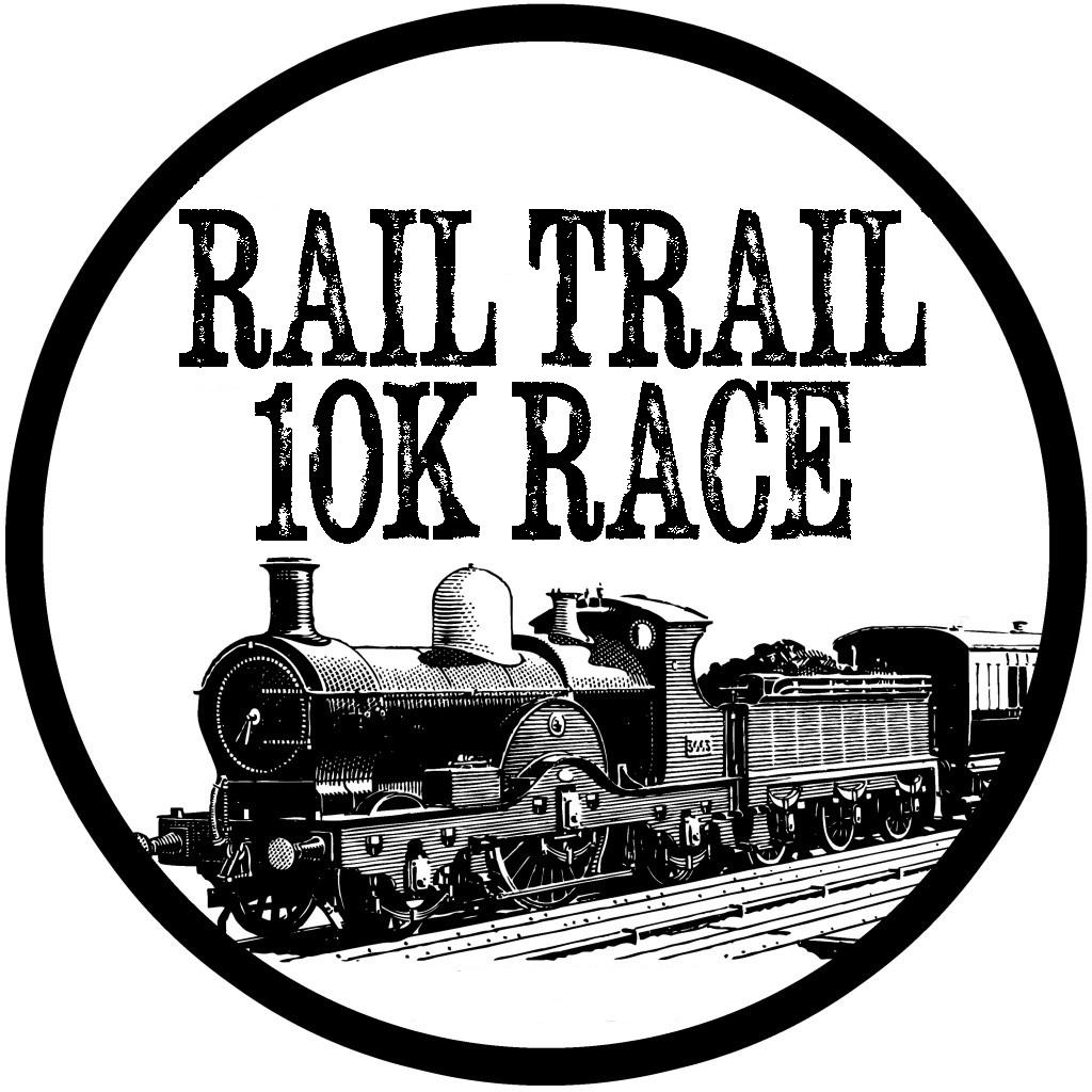 Shoreline Sharks Rail Trail 10K Race logo on RaceRaves
