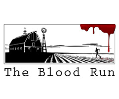 Blood Run at The Good Earth Farm logo on RaceRaves