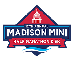 Madison Mini-Marathon & 5K logo on RaceRaves