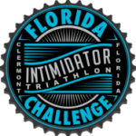 Intimidator Florida Challenge Triathlon logo on RaceRaves