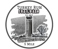 Turkey Run Trail Bash logo on RaceRaves