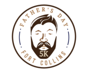 Fort Collins Father's Day 5K logo on RaceRaves