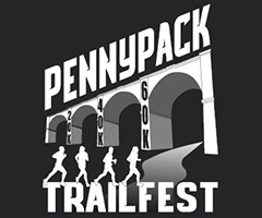 Pennypack Trail Fest logo on RaceRaves