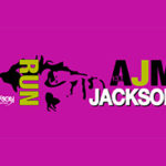 Run AJM Jackson (Andrew Jackson Marathon) logo on RaceRaves