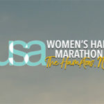 USA Women's Half Marathon – The Hamptons logo on RaceRaves