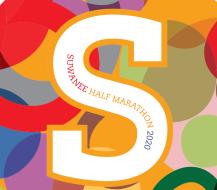 Suwanee Half Marathon and Old Town 5K logo on RaceRaves