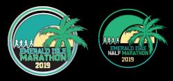 Emerald Isle Marathon, Half Marathon & 5K logo on RaceRaves