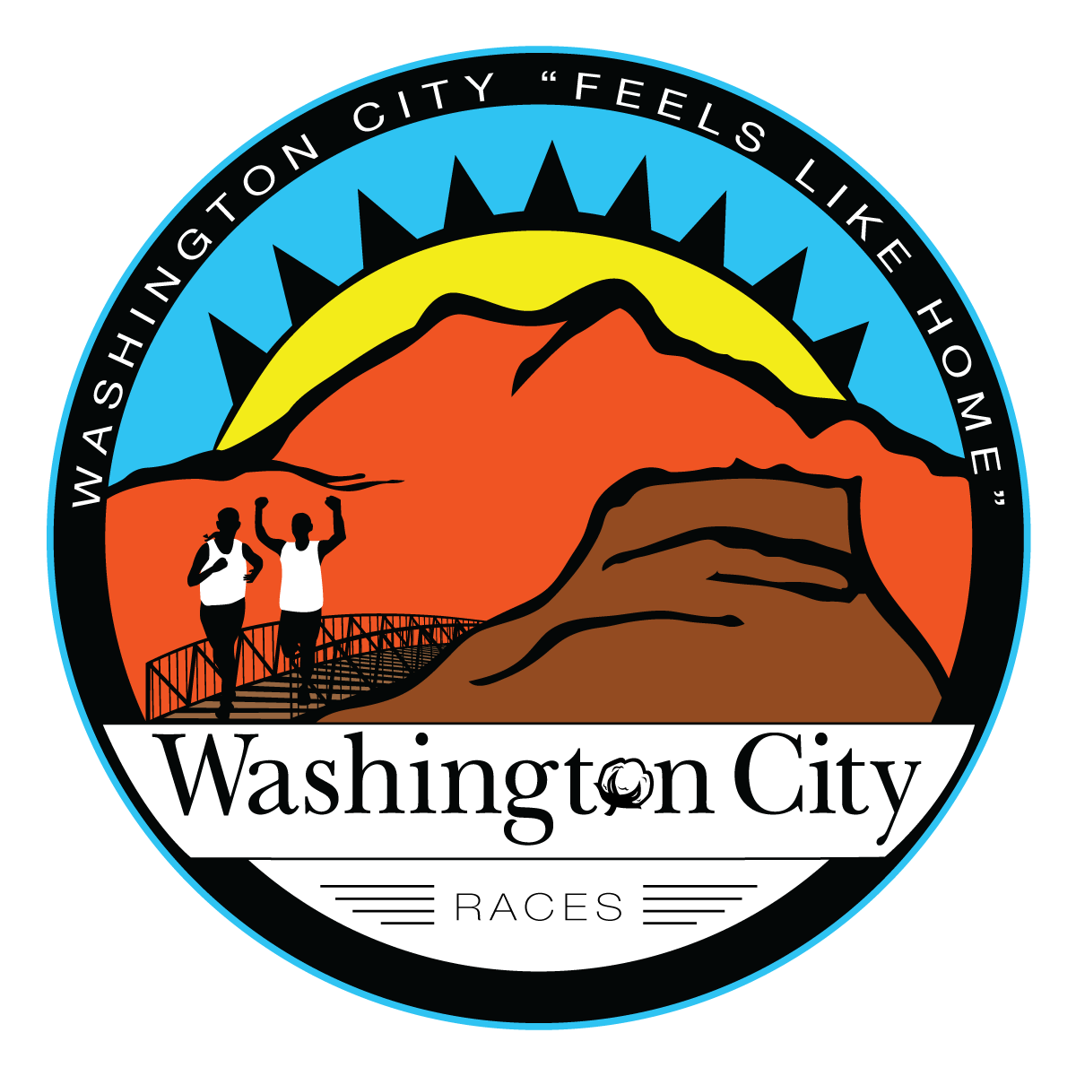 Washington City Half Marathon logo on RaceRaves