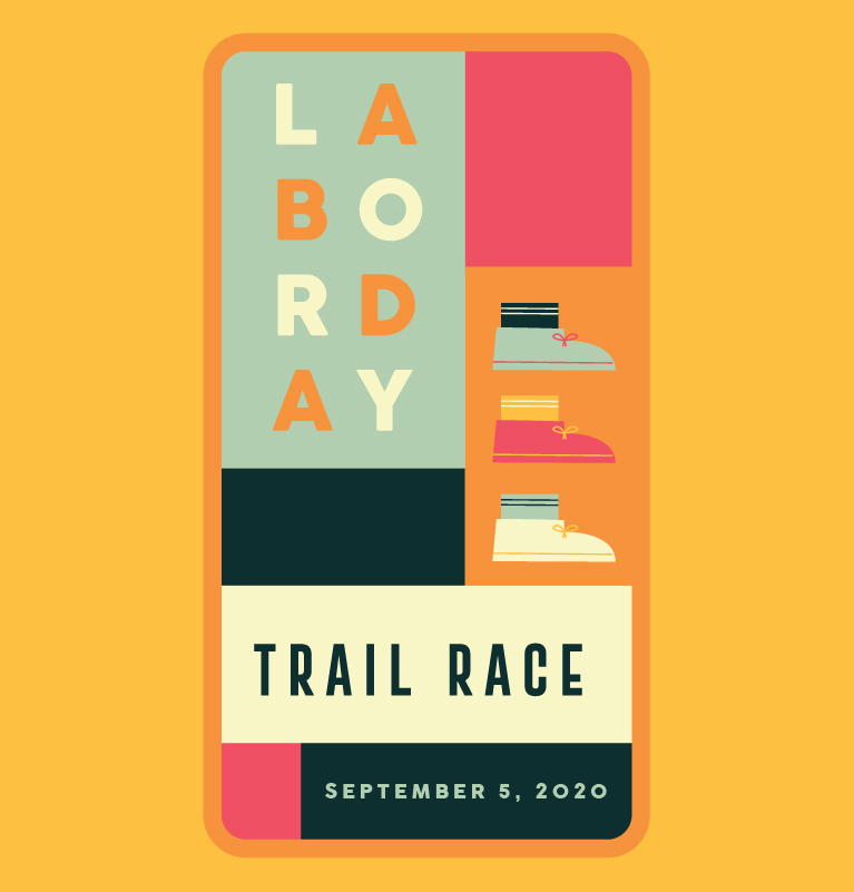 Labor Day Trail Race logo on RaceRaves
