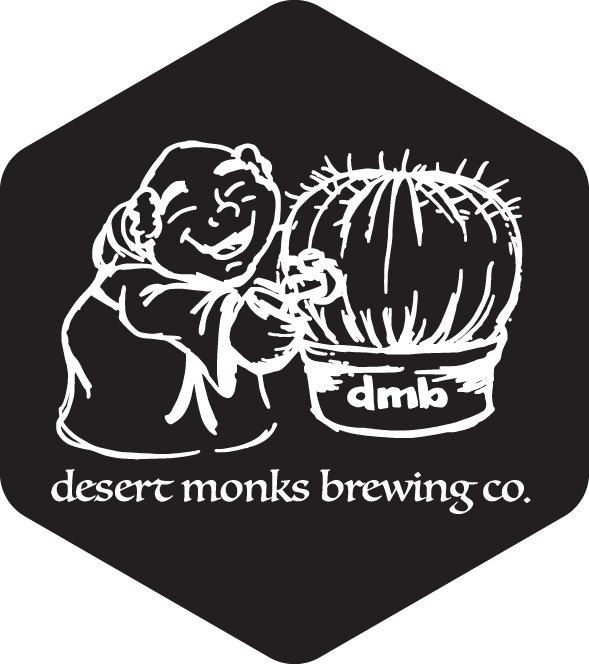 Arizona Brewery Running Series: Desert Monks logo on RaceRaves