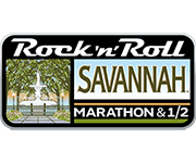 Rock 'n' Roll Savannah Half Marathon logo