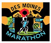 Des Moines Half Marathon logo