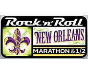 Rock 'n' Roll New Orleans Half Marathon logo