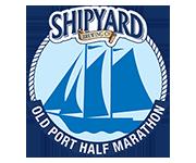 Shipyard Old Port Half Marathon logo