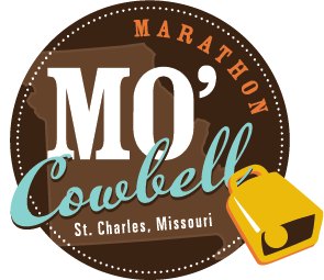 MO' Cowbell Marathon logo on RaceRaves