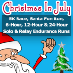 Christmas in July Races 6h, 12h & 24h logo on RaceRaves