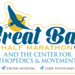 Great Bay Half Marathon logo on RaceRaves