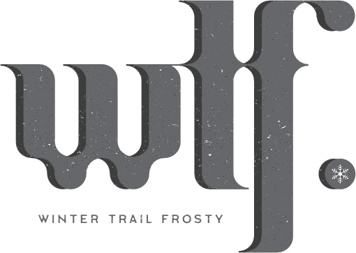 Winter Trail Frosty Half & Quarter Marathon logo on RaceRaves