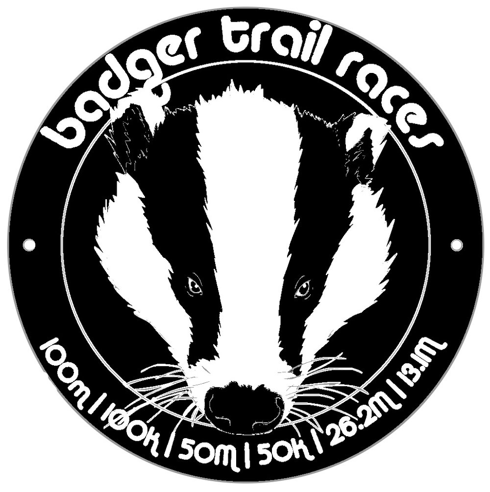 Badger Trail Races logo on RaceRaves
