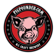 Race the Bar Pig Pounder 5K logo on RaceRaves