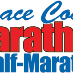 Space Coast Marathon & Half Marathon logo on RaceRaves