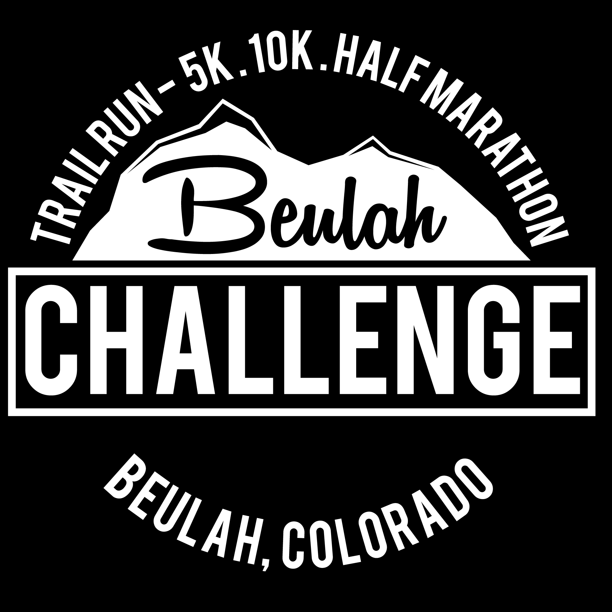 Beulah Challenge logo on RaceRaves