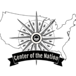 Mainly Marathons Center of the Nation Series Day 4 (SD) logo on RaceRaves