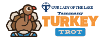 Tammany Turkey Trot logo on RaceRaves