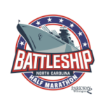 Battleship NC Half Marathon logo on RaceRaves