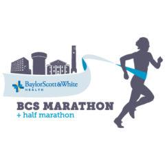 BCS Marathon & Half Marathon logo on RaceRaves