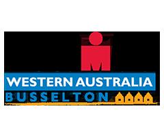 IRONMAN Western Australia logo on RaceRaves