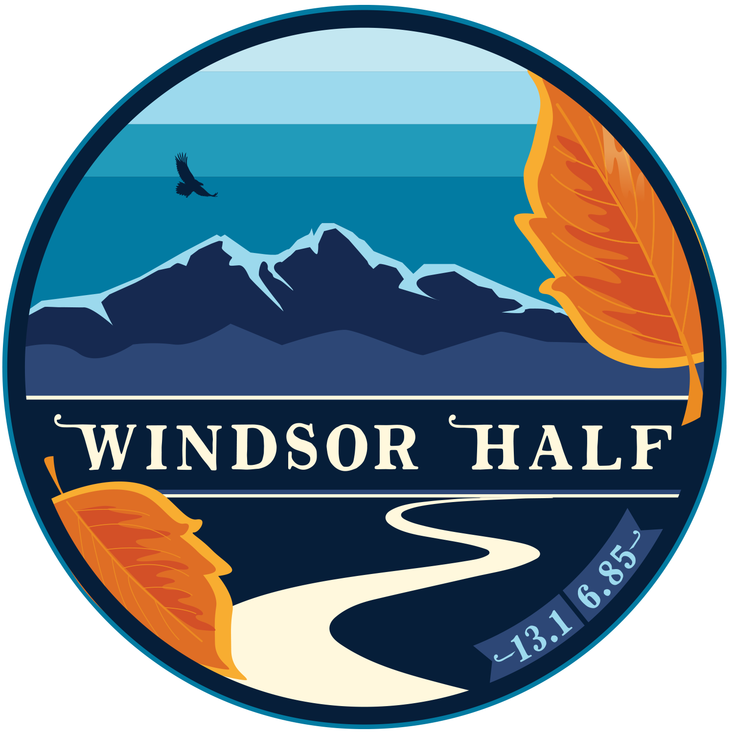 Windsor Half Marathon and Heavy 10K (CO) logo on RaceRaves