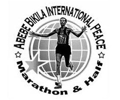 Abebe Bikila Day International Peace Marathon & Half Marathon logo on RaceRaves