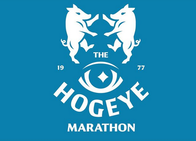 Hogeye Marathon & Relays logo on RaceRaves
