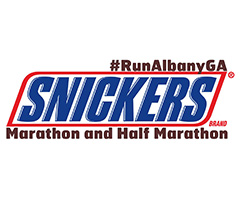 Snickers Marathon & Half Marathon logo on RaceRaves