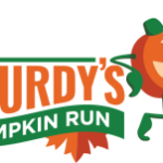 Gourdy's Pumpkin Run Lansing logo on RaceRaves