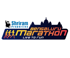 Bengaluru Marathon logo on RaceRaves