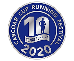 Carcoar Cup Running Festival logo on RaceRaves