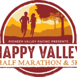 Happy Valley Half Marathon & 5K logo on RaceRaves