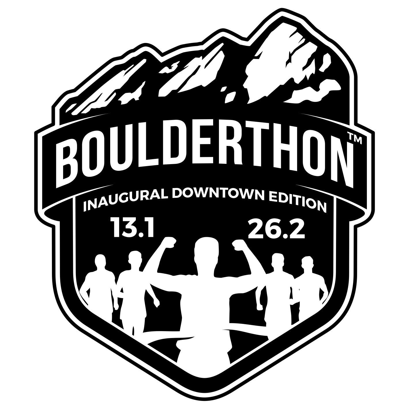 Boulderthon (fka Boulder Backroads Half) logo on RaceRaves