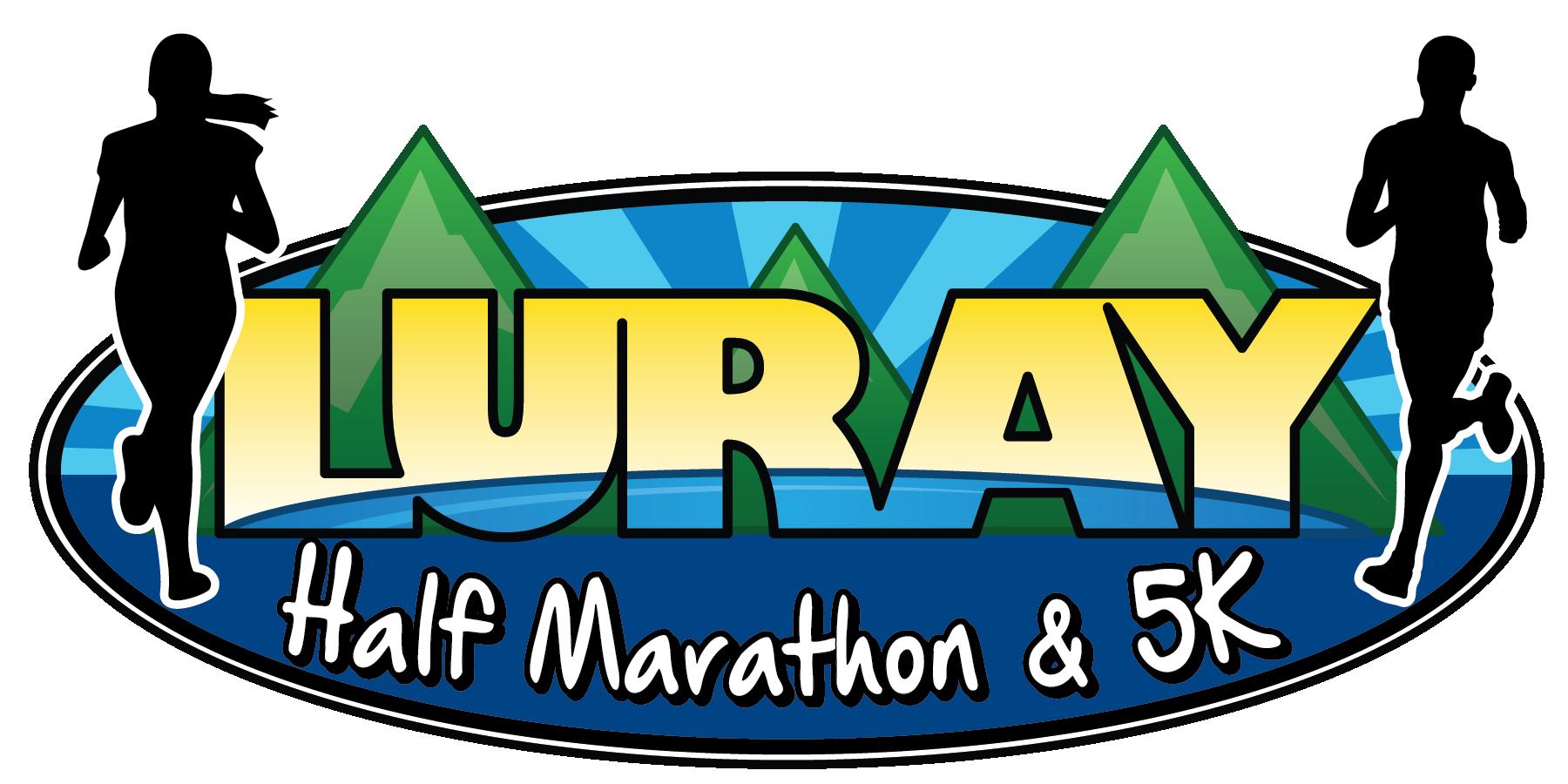 Luray Half Marathon & 5K logo on RaceRaves