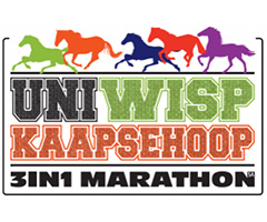 Uniwisp Kaapsehoop 3-in-1 Marathon logo on RaceRaves