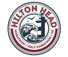 Hilton Head Island Marathon logo on RaceRaves
