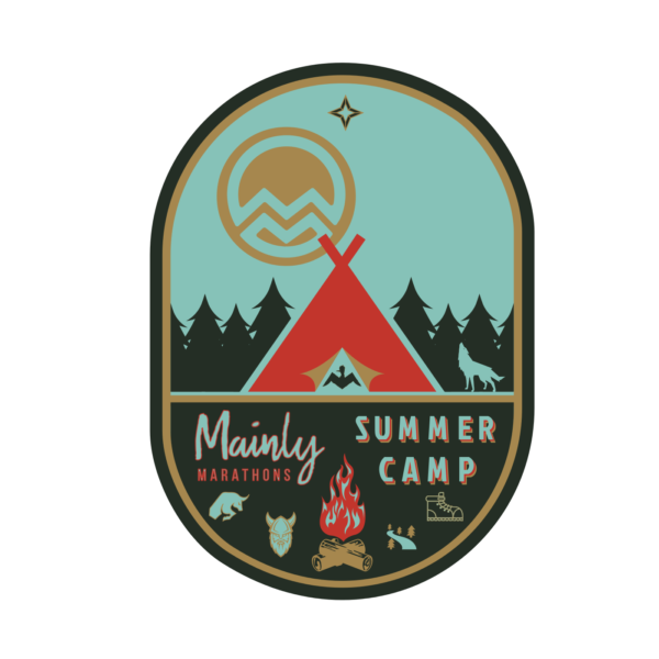 Summer Camp Lazy Loon logo on RaceRaves