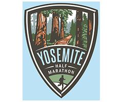 Yosemite Half Marathon logo on RaceRaves