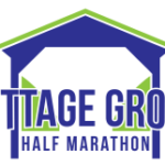 Cottage Grove Half Marathon logo on RaceRaves