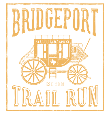 Bridgeport Trail Run logo on RaceRaves